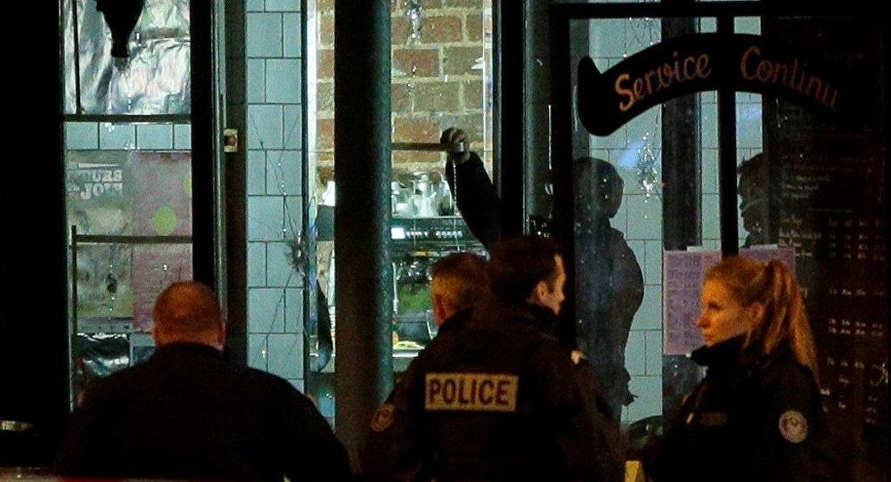 Paris'teki terör saldırıları
