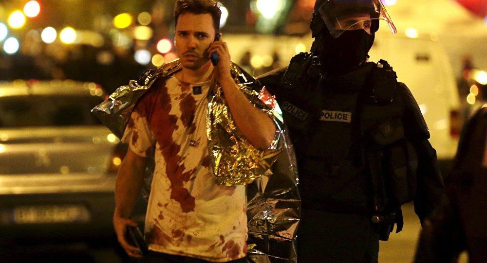 Fransa'nın başkenti Paris'te terör saldırıları