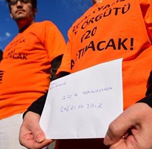 G20 Protesto