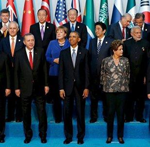 Antalya G20