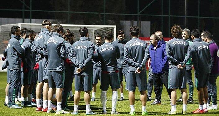 Türkiye A Milli Futbol Takımı (Arşiv)