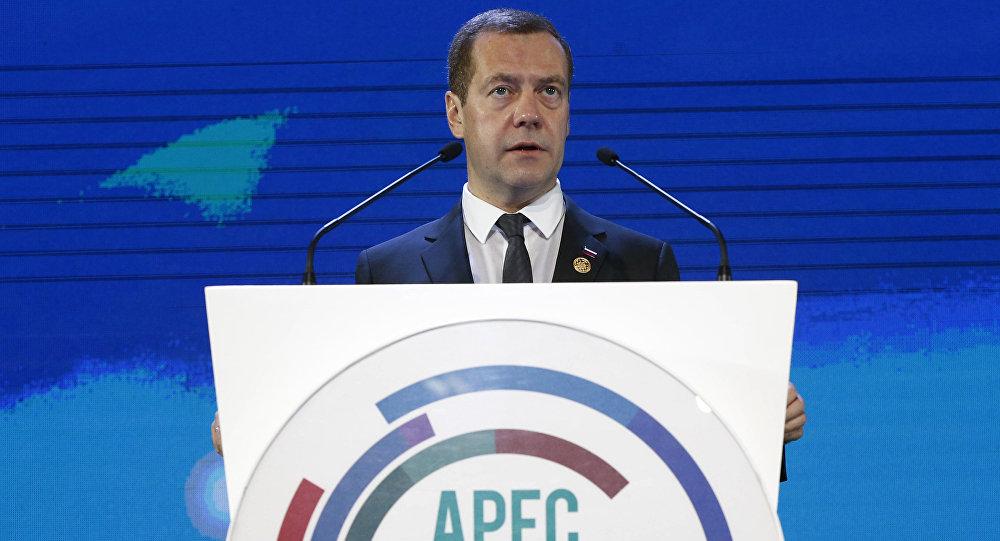 Rusya Başbakanı Dmitriy Medvedev