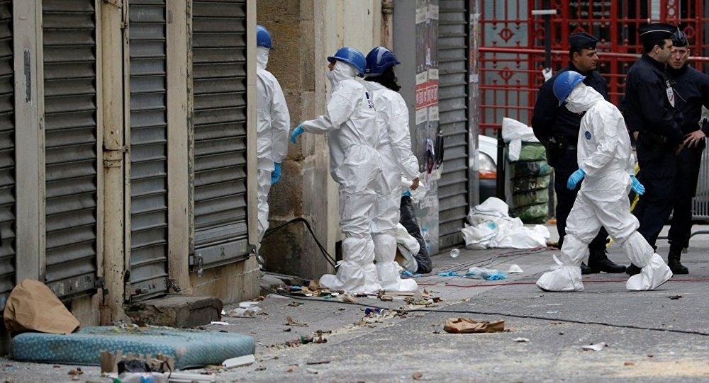 Paris'teki saldırılar