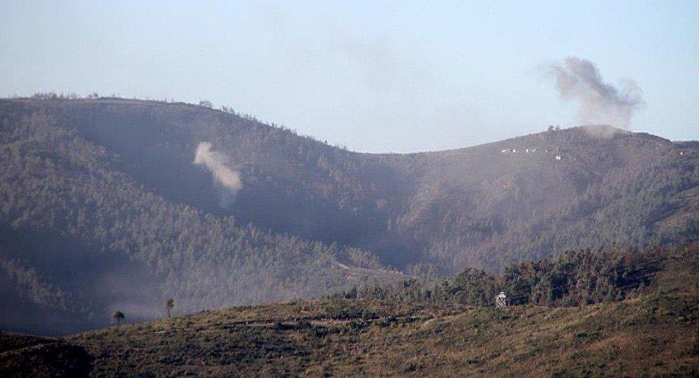 Türkmen Dağı