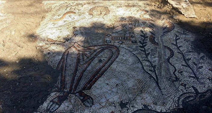 Geç Roma dönemine ait Kutsal Havariler Kilisesi