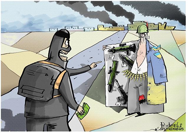 Ukrayna ve IŞİD