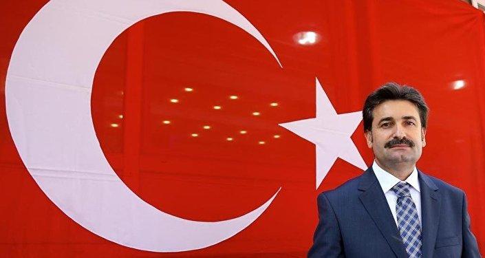 AK Parti Genel Başkan Yardımcısı Ayhan Sefer Üstün
