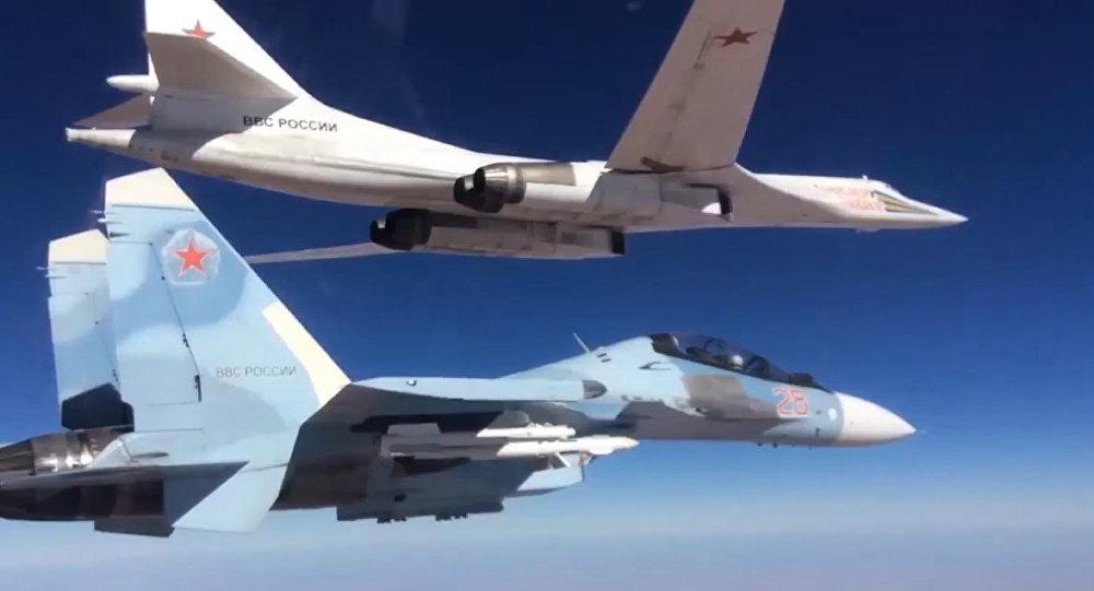 Rus Hava Kuvvetleri - IŞİD operasyonu
