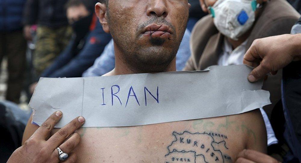 Yunanistan - Makedonya sınırındaki İranlı mülteciler
