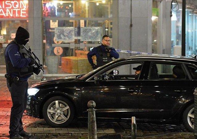 Belçika'da terör alarmı
