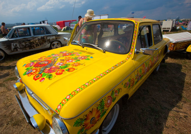 Zaporojets arabası