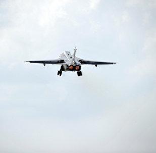 Rus Sukhoi Su-24 uçağı
