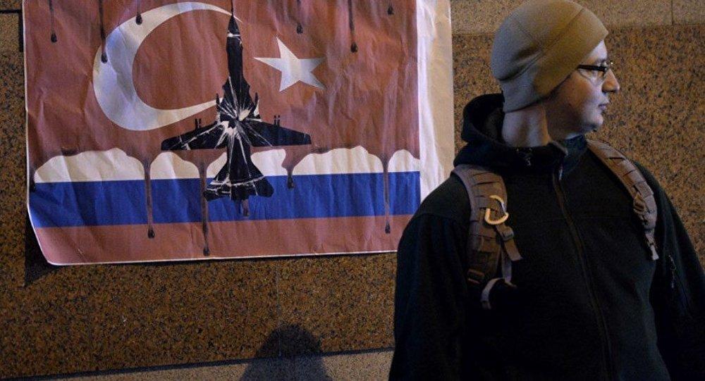 Türkiye Rusya uçak