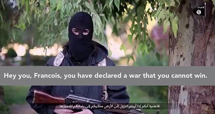IŞİD Fransa lideri Hollande'ı yayınladığı videoyla tehdit etti
