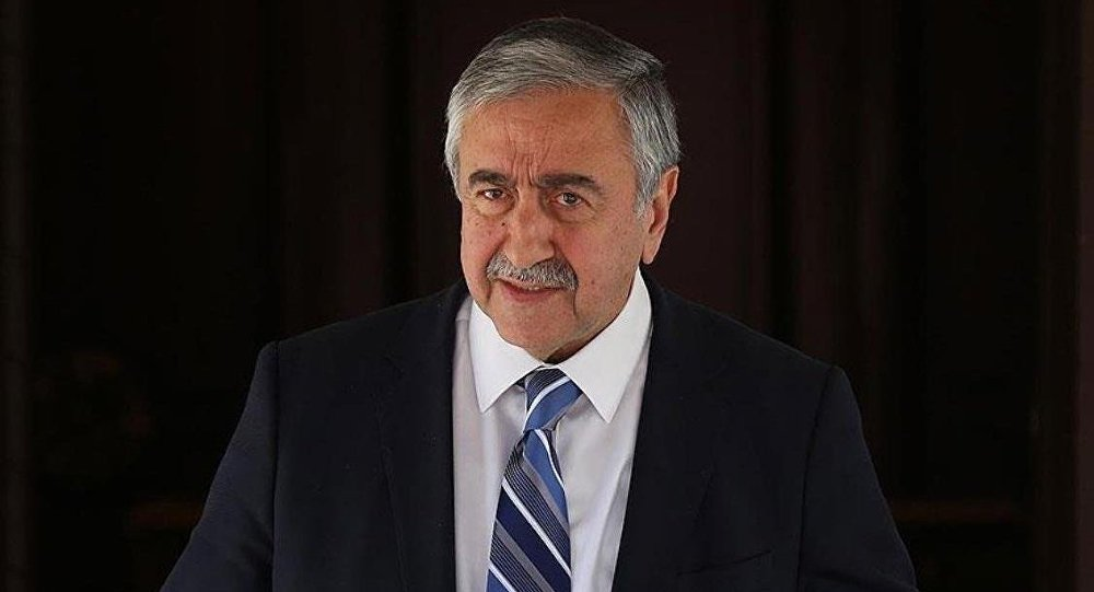 KKTC Cumhurbaşkanı Mustafa Akıncı