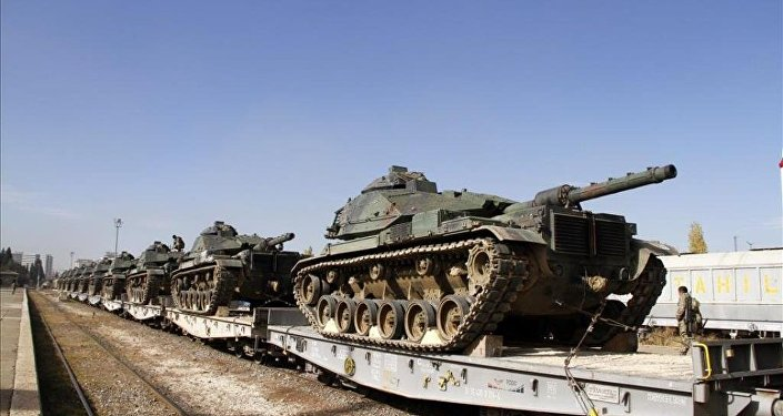 Güneydoğu'ya askeri sevkiyat
