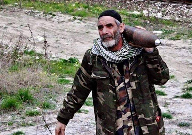 ÖSO komutanlarından Muhammed Salim Cavlak Türkmen Dağı'nda öldürüldü.