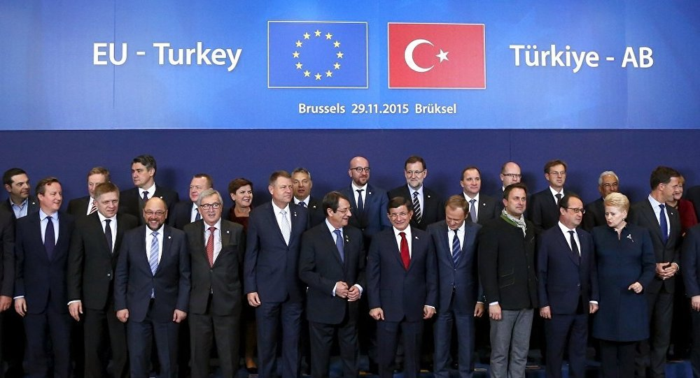 Türkiye-AB Zirvesi