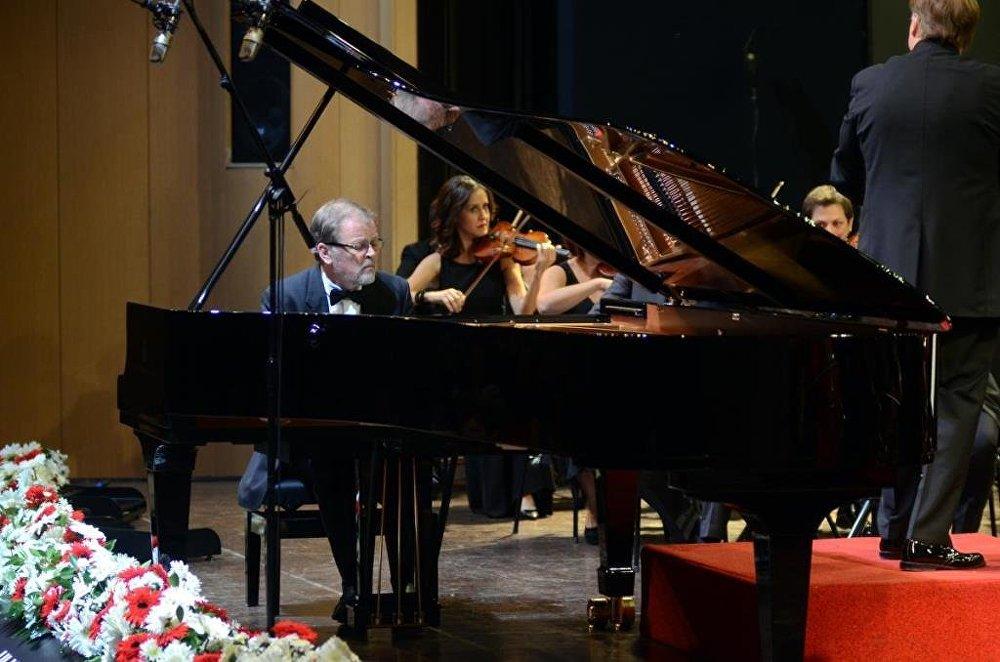 16. Uluslararası Antalya Piyano Festivali