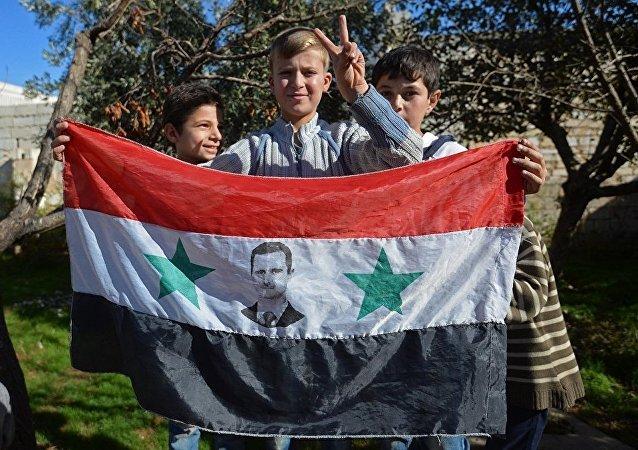 IŞİD'den kurtarılan Halep