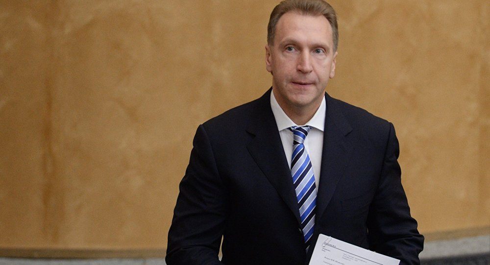 Rusya Başbakan Yardımcısı İgor Şuvalov