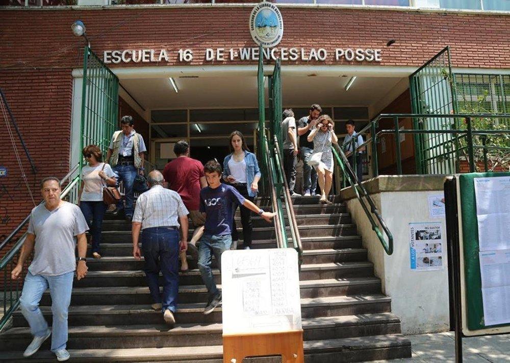 Arjantin halkı sandık başında