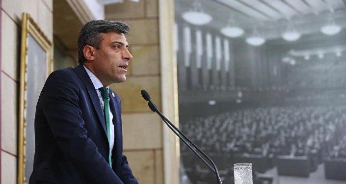 CHP Milletvekili Öztürk Yılmaz