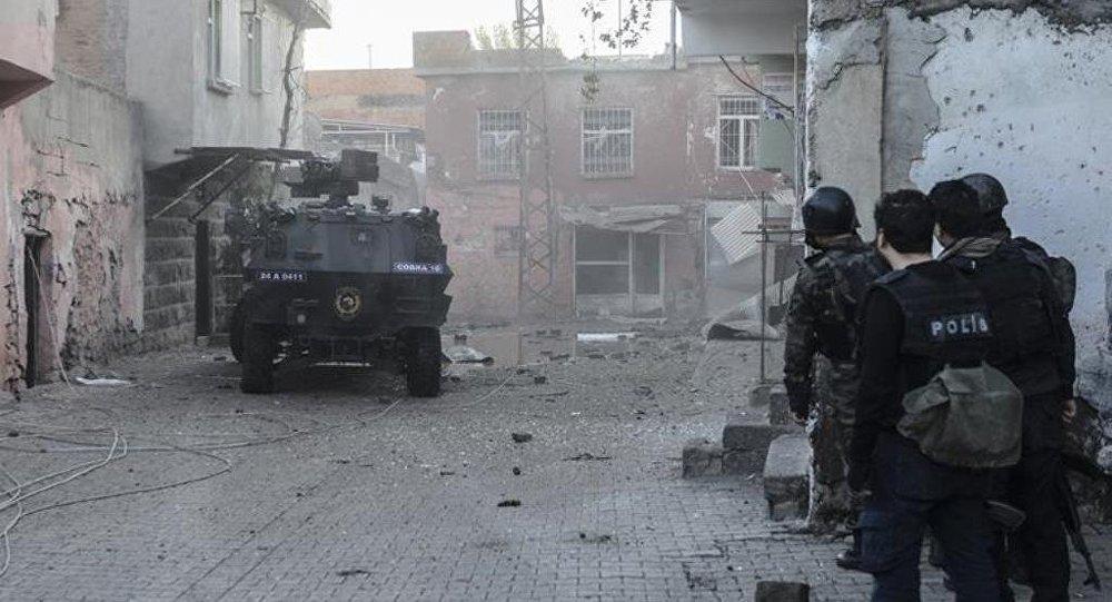 Diyarbakır'da çatışma: 1 PKK'lı öldü