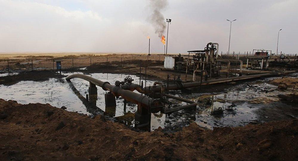Irak petrol