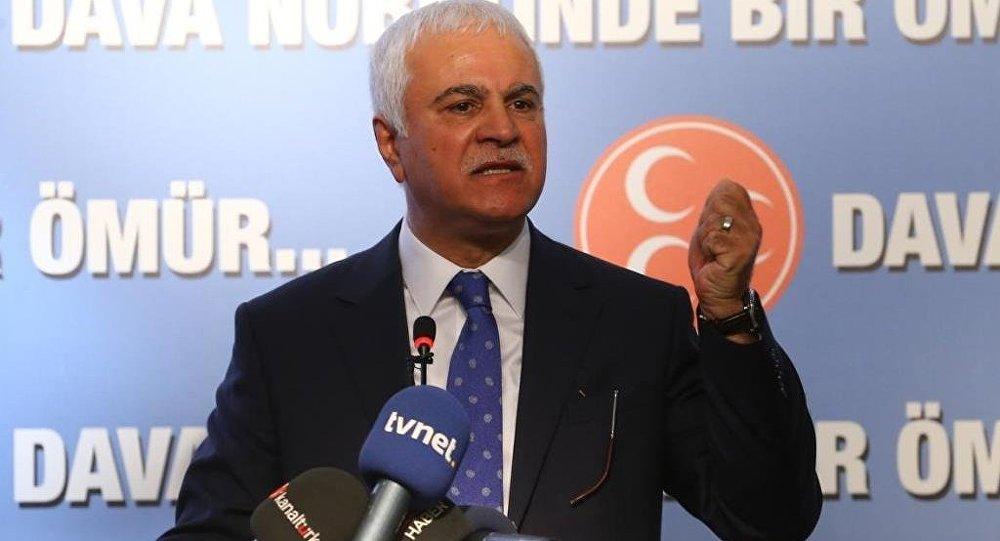 Koray Aydın MHP'den ayrıldı, Akşener ile hareket edecek