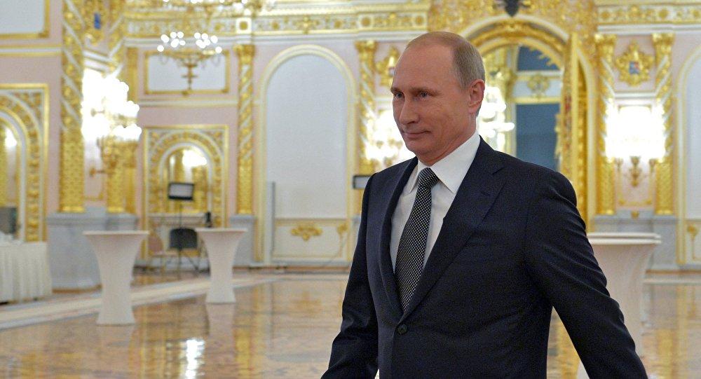 Putin, Federal Meclis'e hitap etti.
