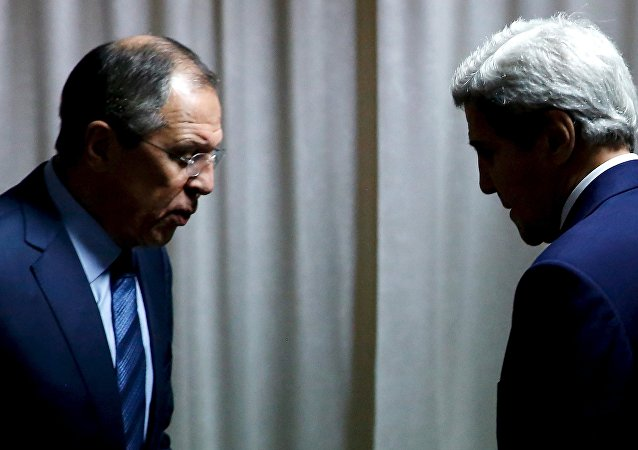 Sergey Lavrov - John Kerry