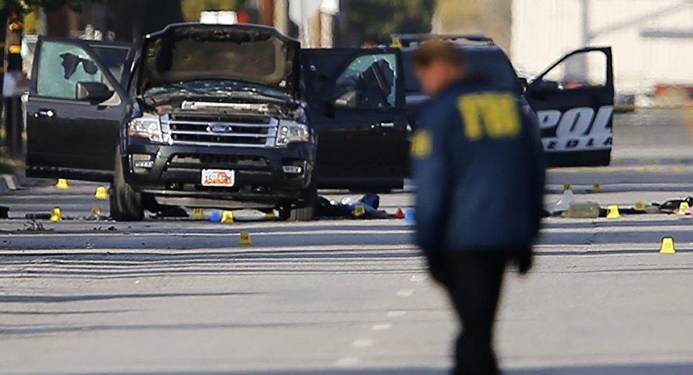San Bernardino silahlı saldırı