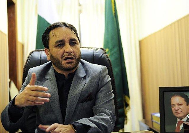 Gilgit-Baltistan Bölgesi Başbakanı Hafız Hifizur Rehman
