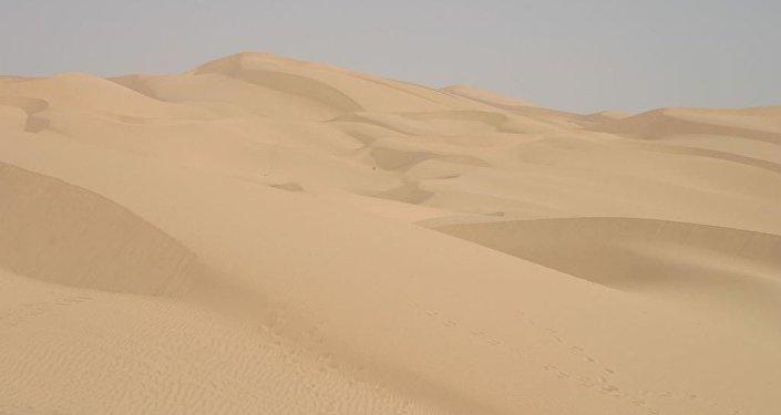Yuma çölü