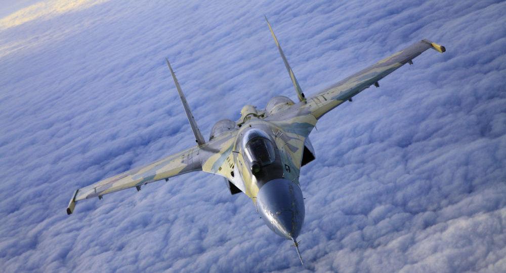 Sukhoy Su-35