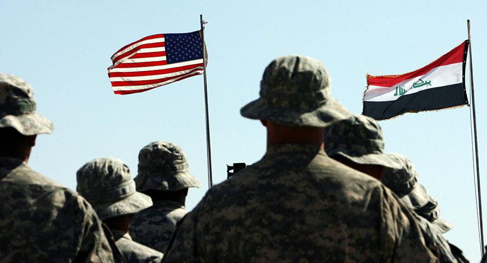 Irak, ABD askeri