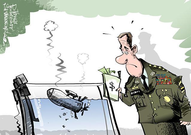 ABD'nin yeni insansız denizaltıları 24 testten 'çaktı'