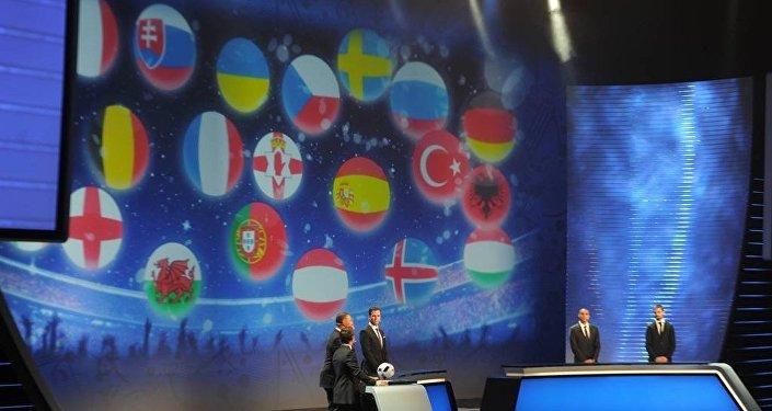 Euro 2016 eşleşmeleri belli oldu
