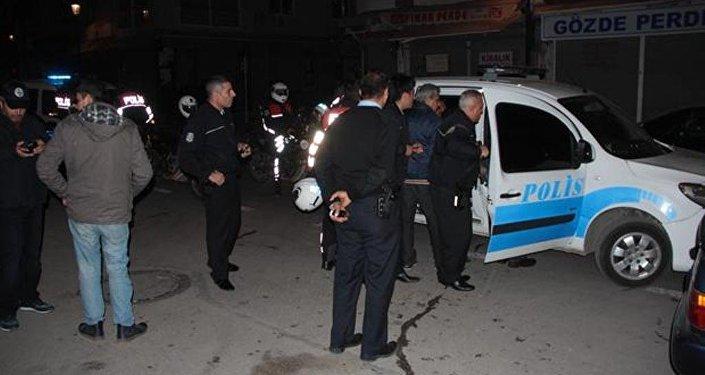 Adana'da 'Rakı Festivali'ne silahlı saldırı