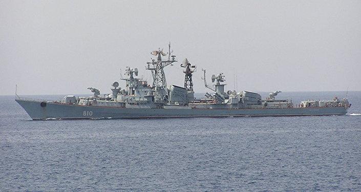 'Smetlivıy' Rus askeri devriye gemisi