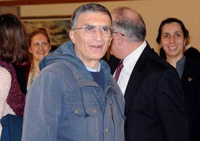 Aziz Sancar, Erdoğan'la görüşmek için Türkiye'de