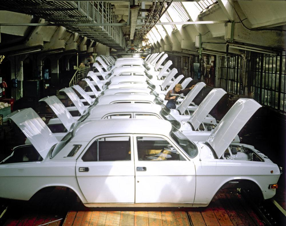 Gorky Otomobil Fabrikası