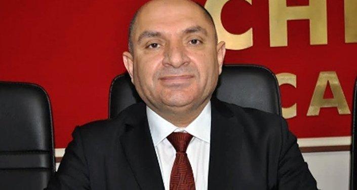 CHP Kocaeli Milletvekili Tahsin Tarhan