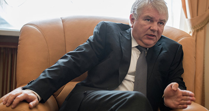 Rusya Dışişleri Bakanı Yardımcısı Aleksey Meşkov