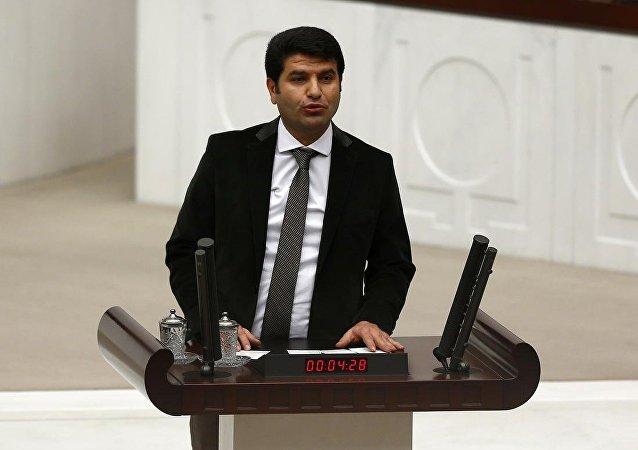 HDP'li vekil Mehmet Ali Aslan