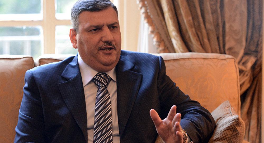 Eski Suriye Başbakanı Riyad Hicab