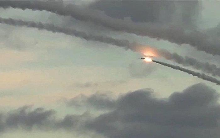 Rusya, Fetih el Şam hedeflerini Kalibr füzeleriyle vurdu