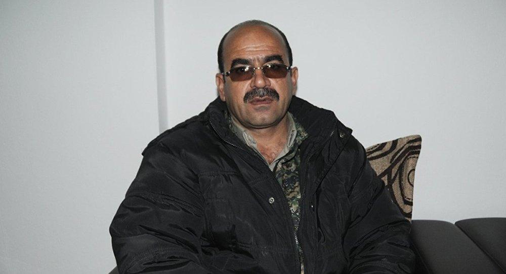 YPG komutanlarından Hüseyin Koçer