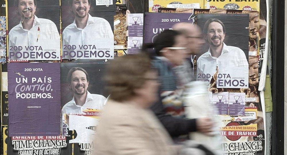 İspanya sandık başına gidiyor